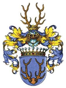 herb rodziny Praschma