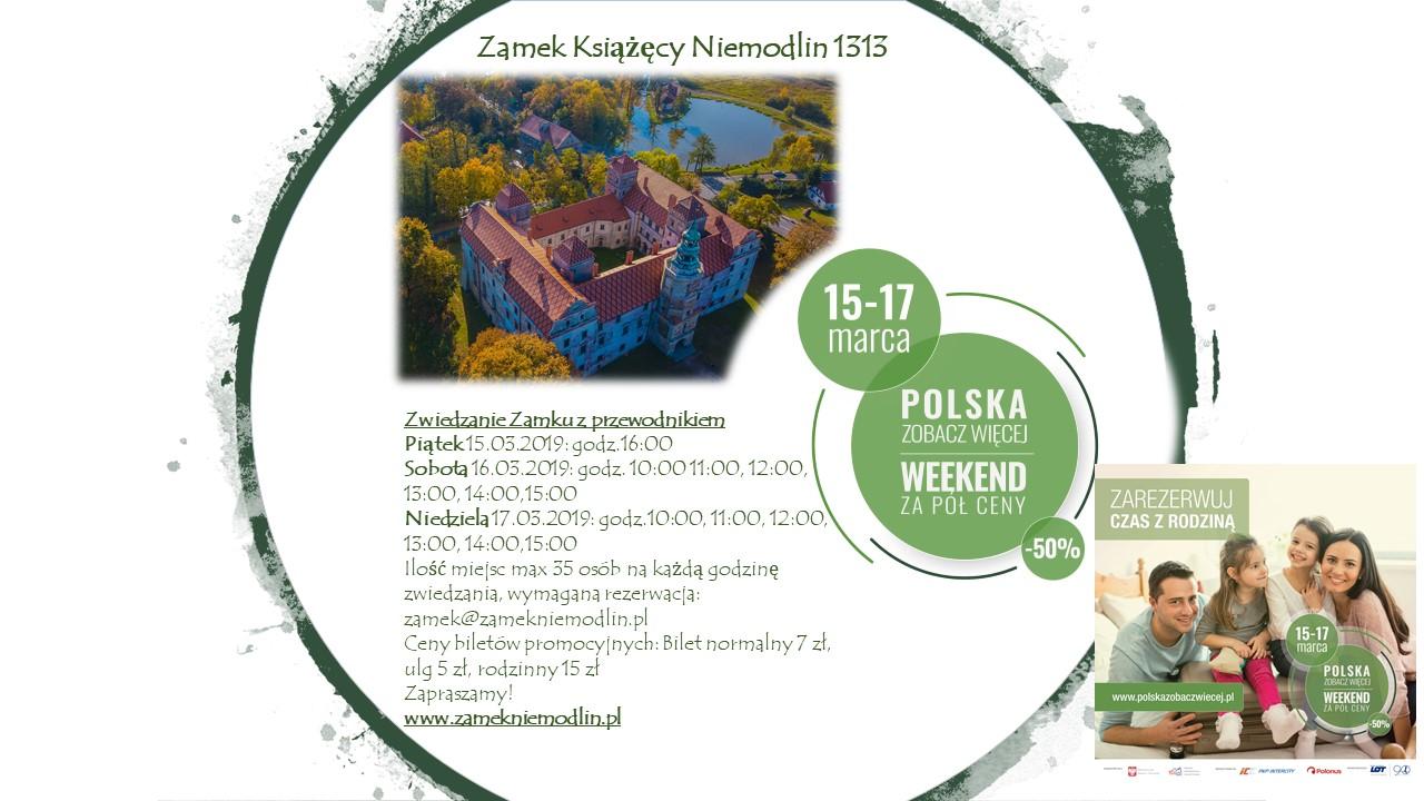 """Weekend Za Pół Ceny 2019 News: Polska Zobacz Więcej -weekend Za Pół Ceny"""" Akcja Wiosna"""